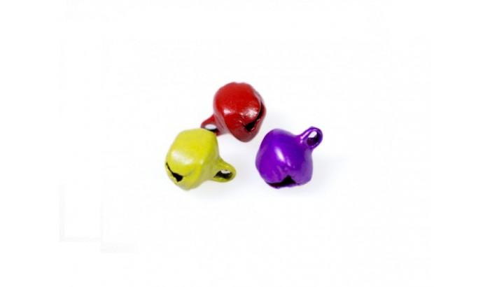 Бубенчик цветной 10 мм