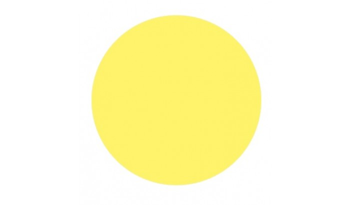Фетр жесткий, Корея, цвет 819-желтый