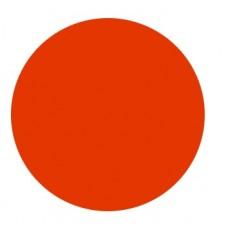 Фетр жесткий, Корея, цвет 826- Сигнально-оранжевый
