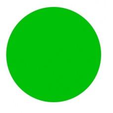 Фетр жесткий, Корея, цвет 866-Ярко-зеленый