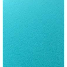 Фетр жесткий, Корея, цвет 926-Бирюзово-синий