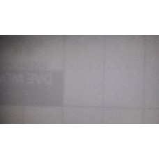Велкроткань на клеевой основе, белая, Корея