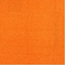 Велкроткань на клеевой основе, оранжевая, Корея