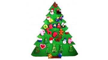 Адвент-новогодняя елка