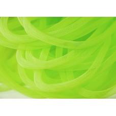 Шнур сетка нейлоновая, зеленая