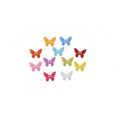 Бабочка акриловая, 1 шт.