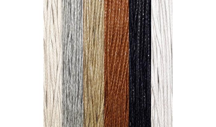 Шнур вощеный, набор 6 цветов