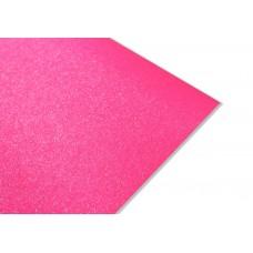 Блестящий фетр, цвет неоновый розовый