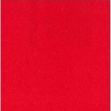 Велкроткань на клеевой основе, красная, Корея