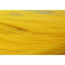 Шнур сетка нейлоновая, желтая