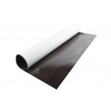 Мягкий магнит с клеевым слоем, 1 мм
