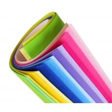 Корейский жесткий фетр, набор 15 цветов