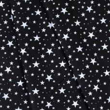 """Ткань натуральный хлопок """"Звездное небо"""""""