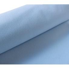 Велкроткань неклеевая светло-голубая, Китай