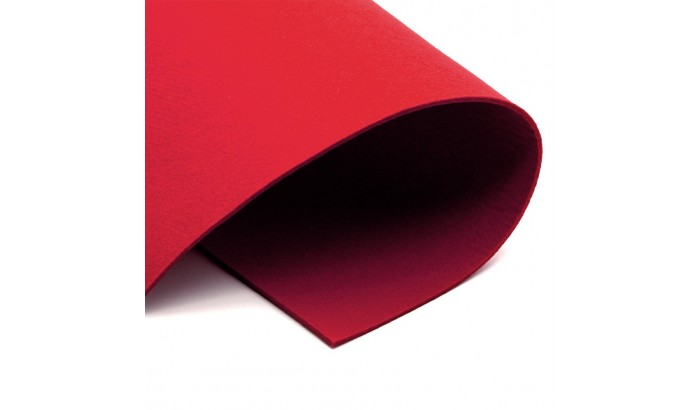 Корейский фетр, плотный 2 мм .
