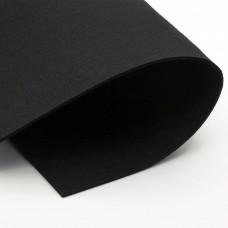 Корейский фетр 2 мм, Черный