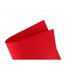 Жесткий фетр, Корея, цвет 518-Красный