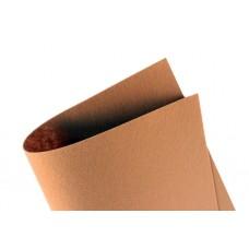 Жесткий фетр, Корея, цвет 534 коричневый