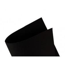 Жесткий фетр, Корея, цвет 902-Черный