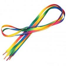 Шнурок радуга