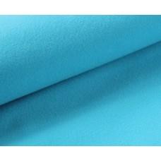 Велкроткань неклеевая голубая, Китай