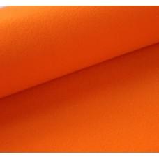 Велкроткань неклеевая оранжевая, Китай