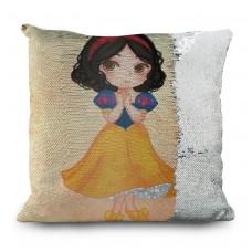 Подушка с чешуей
