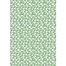 "Фетр с рисунком ""Фон листья"""