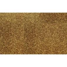 Блестящий фетр, цвет золотистый