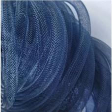 Шнур сетка нейлоновая, синяя