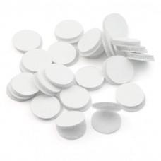 Набор круглых липучек с липким слоем 10 мм, 100 шт
